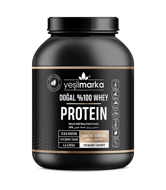 doğal protein tozu