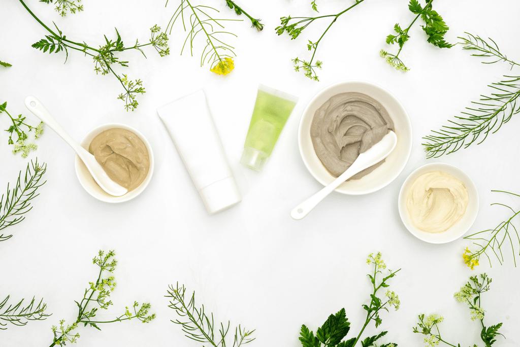 sağlık için doğal kozmetik